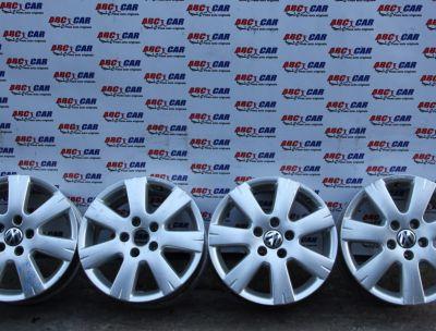 Set jante aliaj 5X112 R16 VW Golf 5 2005-2009 1T4071496666