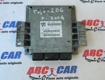 Calculator motor Peugeot 206 1999-2010 1.1 Benzina 9648620980