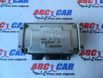 Calculator motor Peugeot Partner 2003 1.6 Benzina 9638783680